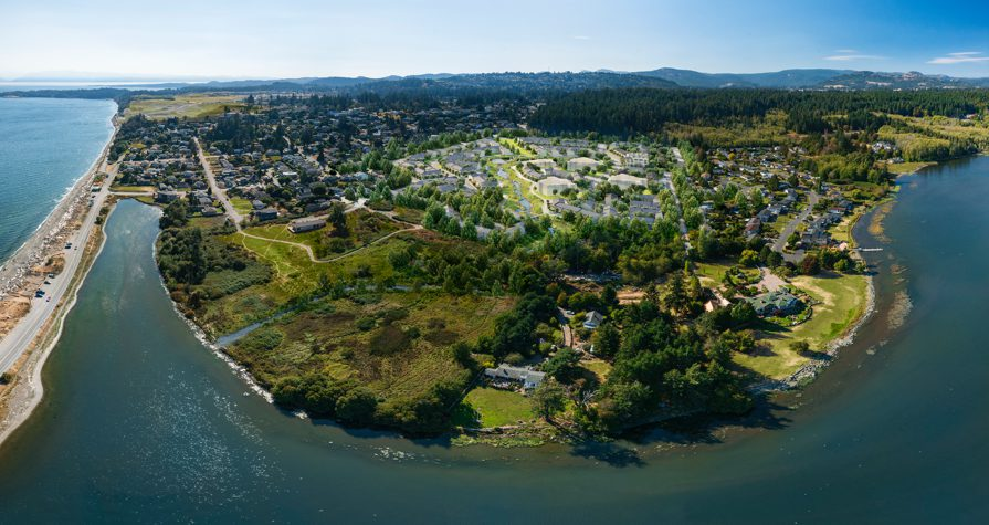 Rennie TwoWaters Birds eye View Colwood